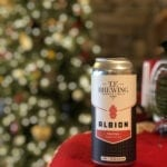 Utah Holiday Beers 2019 - T.F. Brewing Albion Belgian Tripel