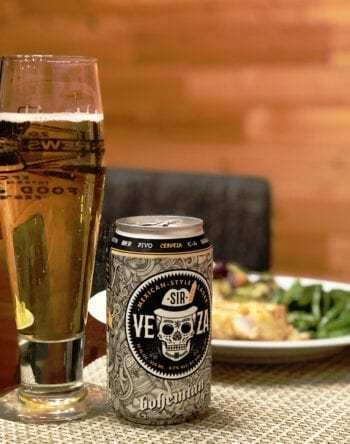 Sir-Veza Bohemian Brewery - Utah Beer News