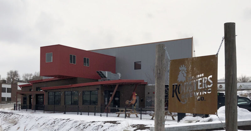 Ogden Beer - Roosters Brewing B Street - Utah Beer News