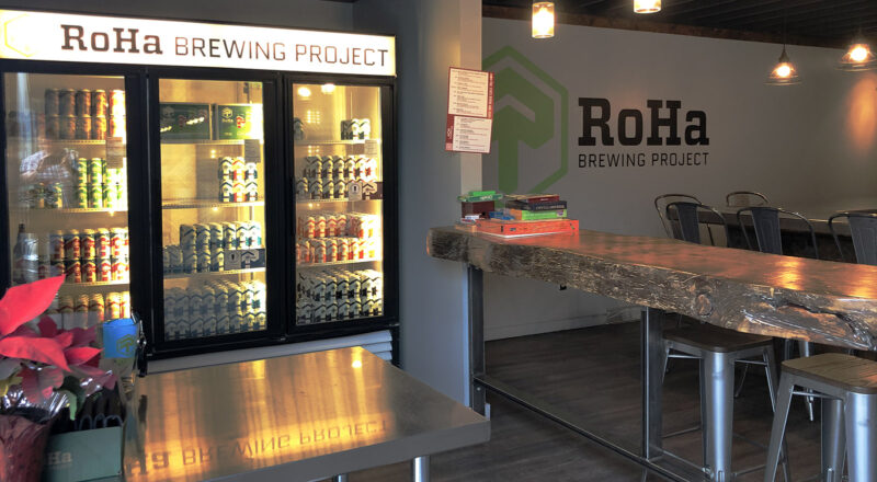 RoHa Brewing Project - Package Agency - Utah Beer News