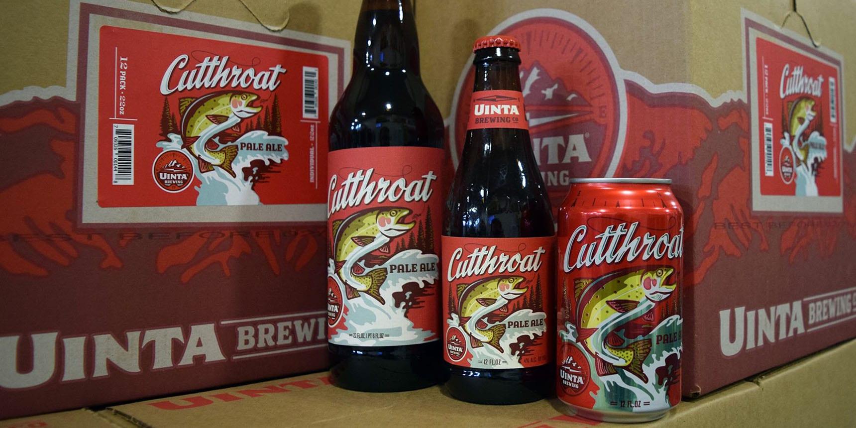 Uinta Brewing - Cutthroat Pale Ale