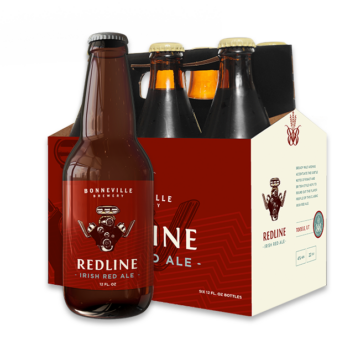Tastings - Redline Irish-style Red Ale - Bonneville Brewery