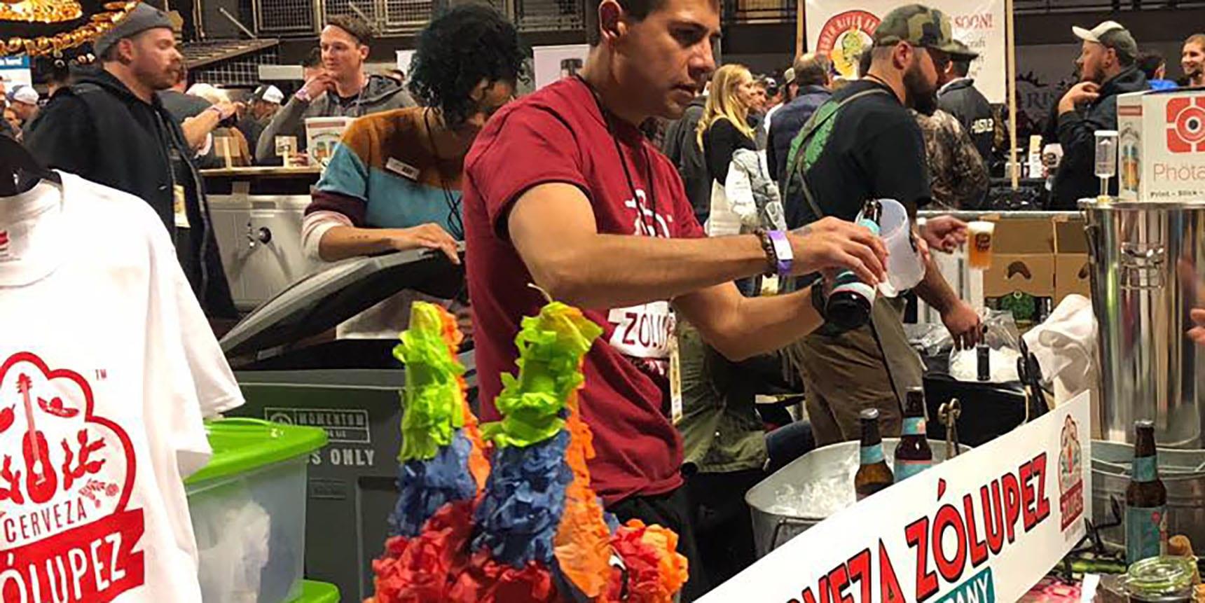 Cerveza Zólupez Beer Company - Festival - Credit-Zólupez