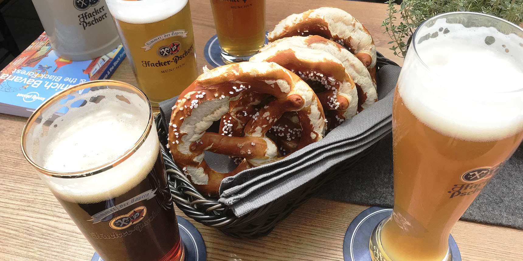 Beer and Pretzel - Oktoberfest