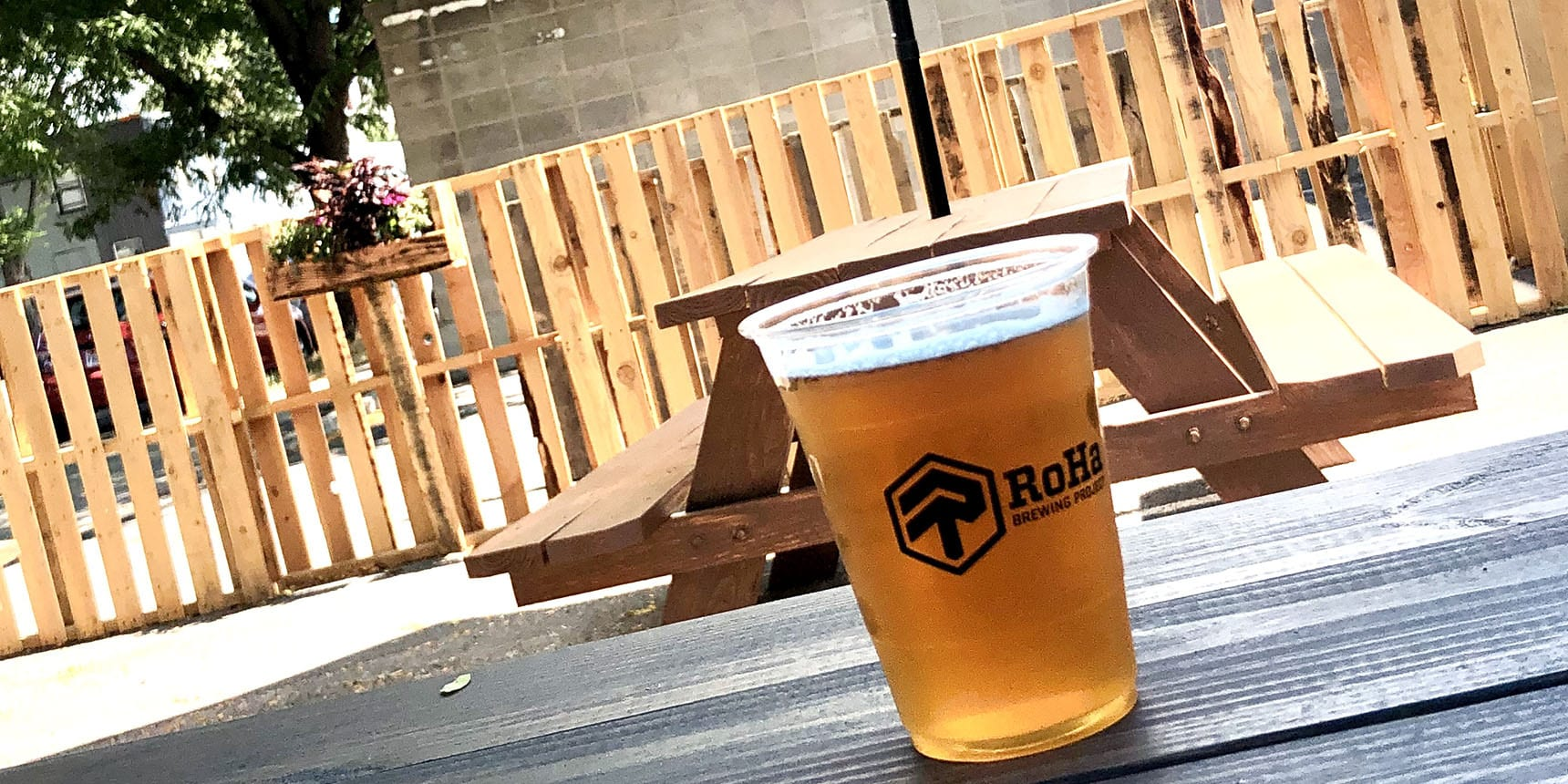 RoHa Brewing Project Patio
