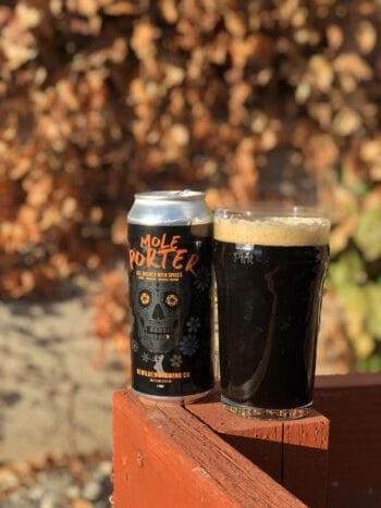 Mole Porter - Bewilder Brewing