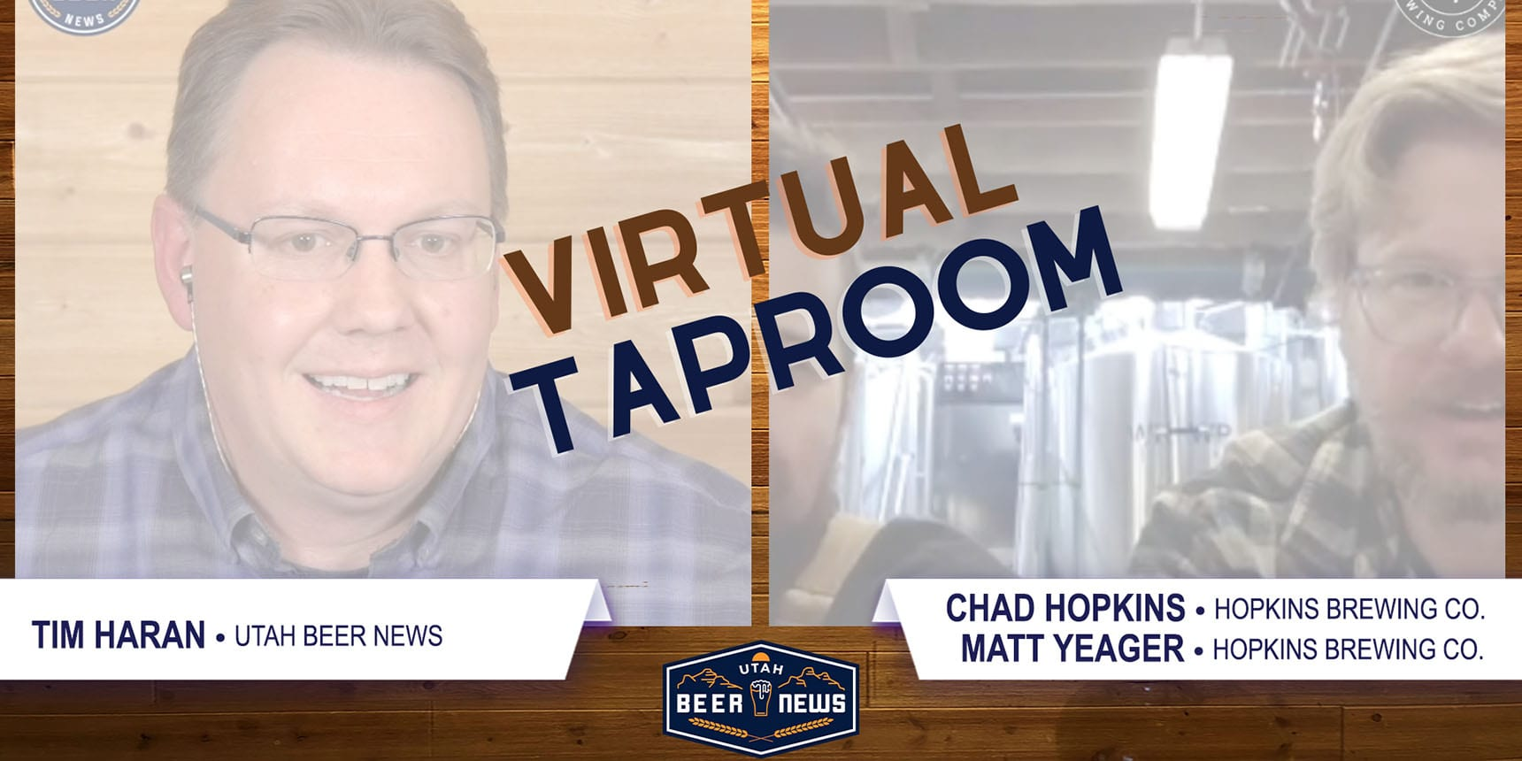 Hopkins Brewing Virtual Taproom Featured