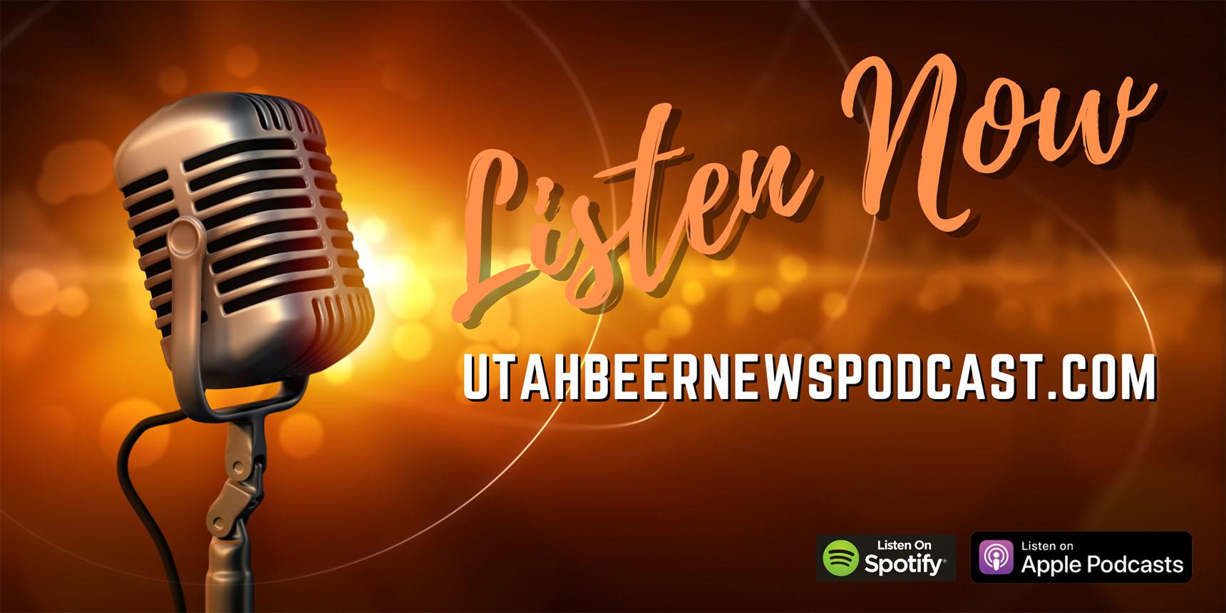 Utah Beer News Podcast