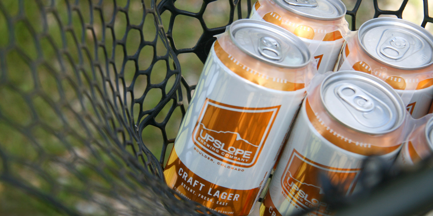 Upslope Brewing - Craft Lager
