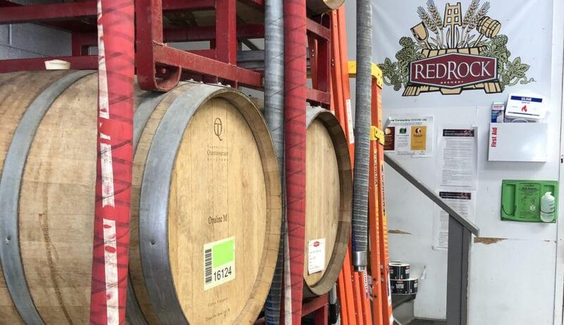 Red Rock Barrels