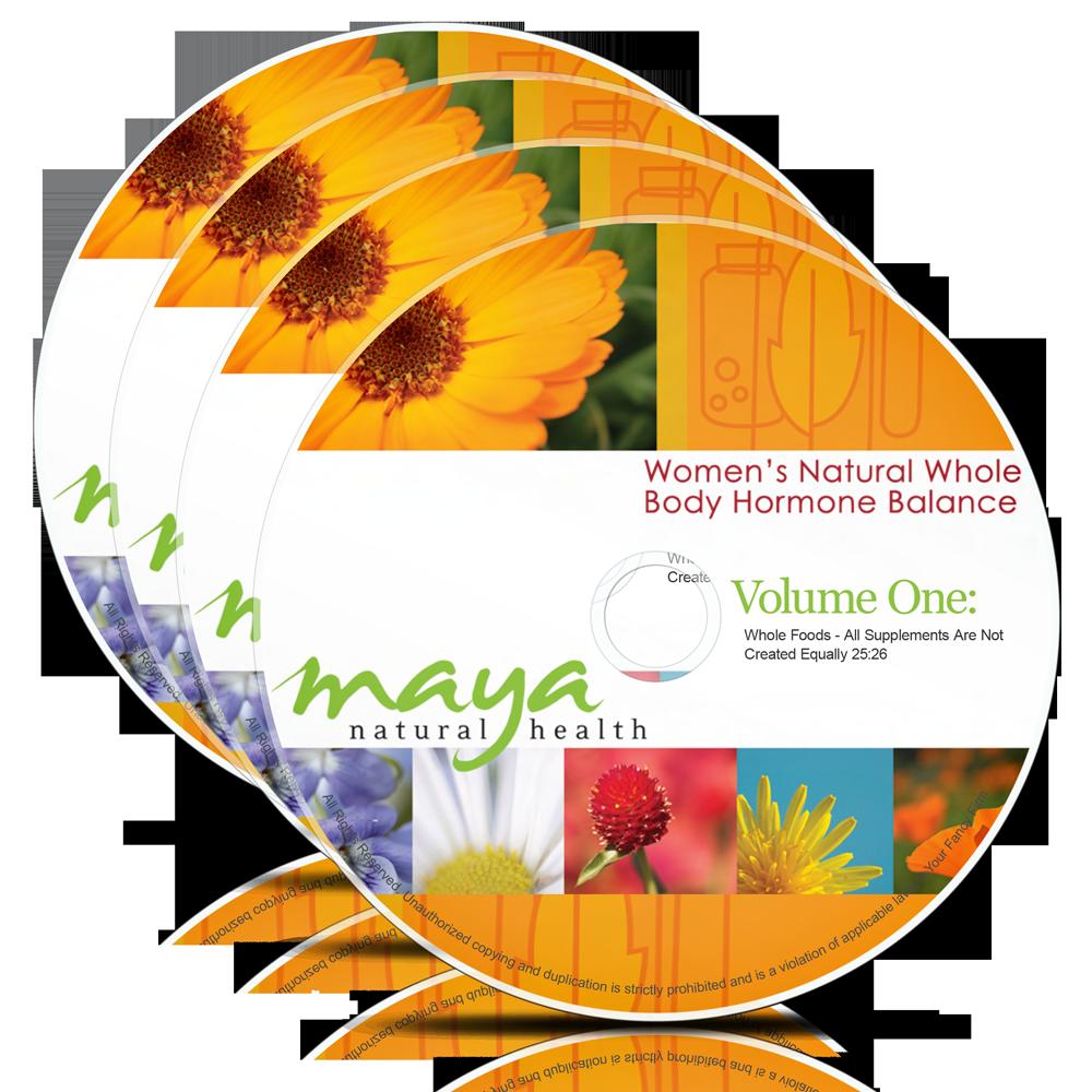4 videos on womens health with bev maya