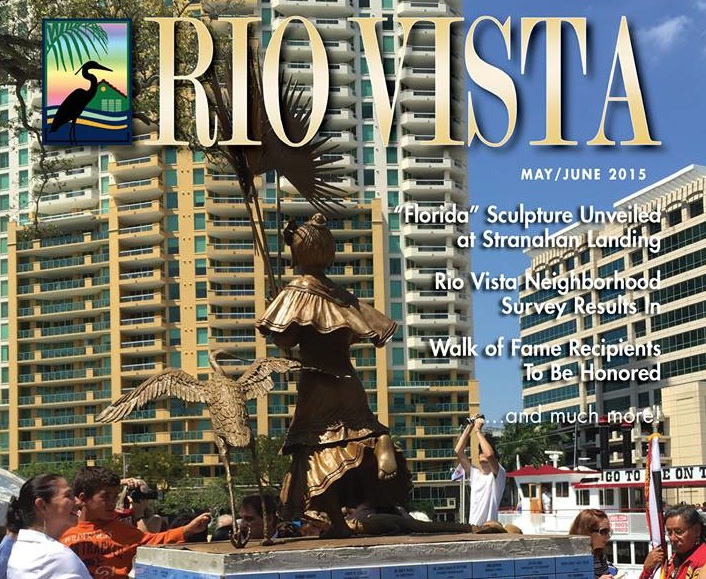 Look Who's on the Cover of The Rio Vista Magazine