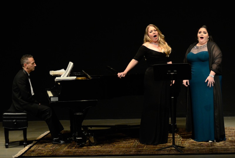 Thank You For The Wonderful Reviews to Diva to Diva: Zeani's Tribute Concert