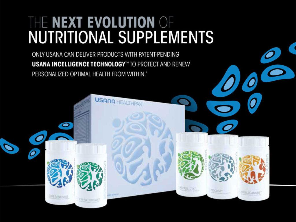 USANA Health Sciences - The Cellular Nutrition Company!