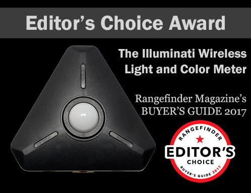 Illuminati Meter, Rangefinder Editor's Choice