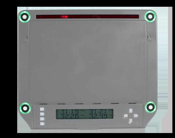 Isolight chart holder, no charts