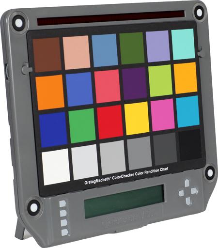 Isolight light meter