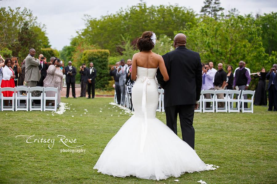 Daniel Stowe Botanical garden DSBG Wedding