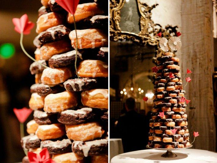 unique-wedding-cakes-non-cake-reception-desserts-donuts__full