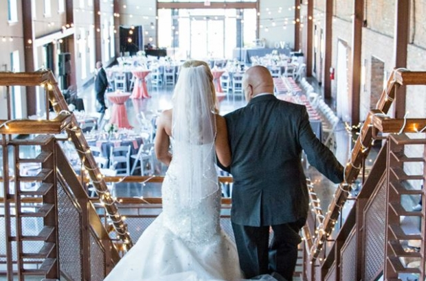 Mt Holly Citizens Center Wedding
