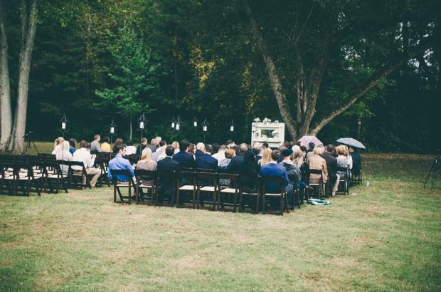 Outdoor Wedding SC