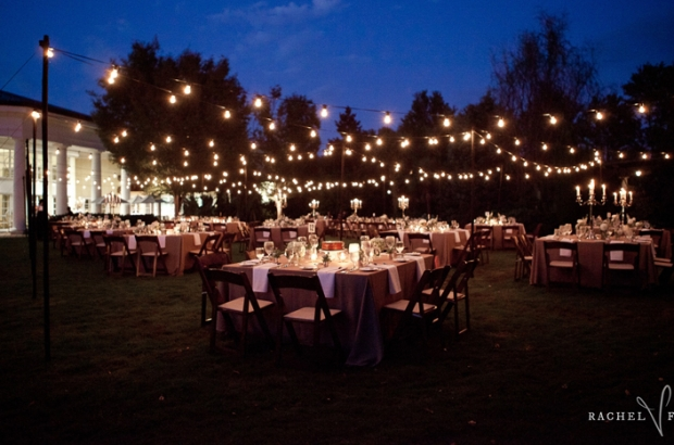 Outdoor Wedding NC