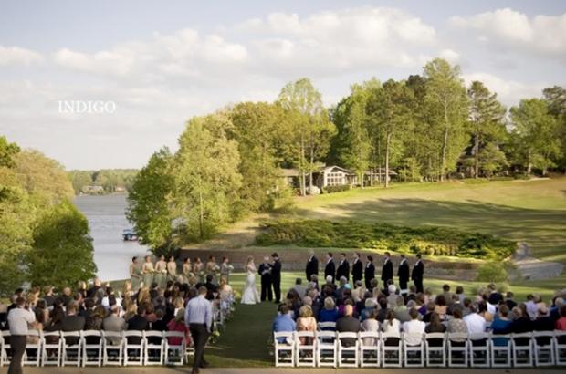 River Hills Country Club Wedding