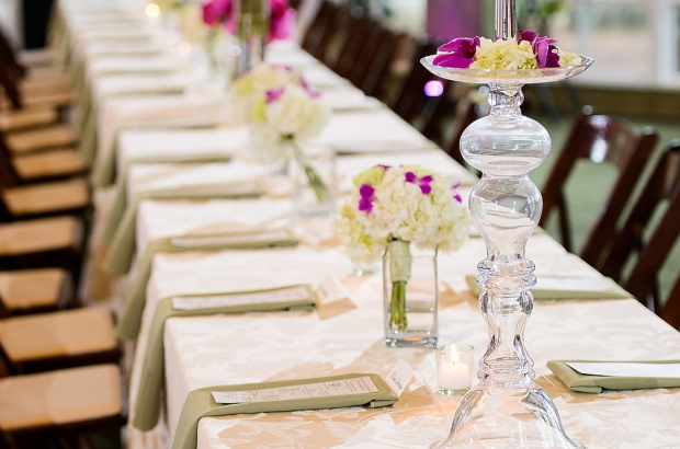 Wedding Tablecloth Ideas