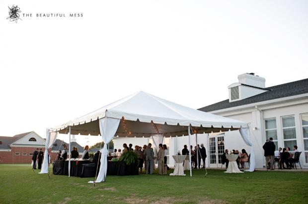 Gaston Country Club Wedding