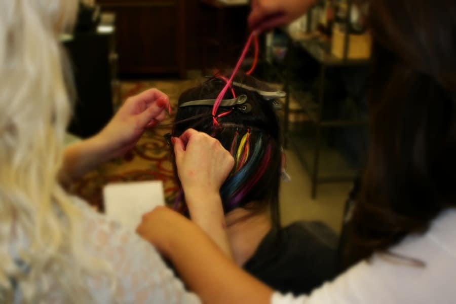 second hand method of extensions