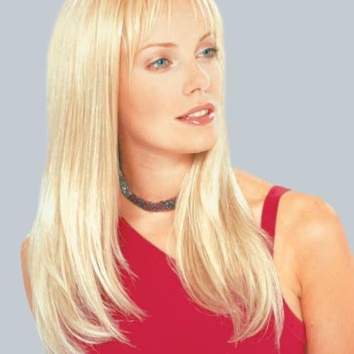 Blonde Med Length