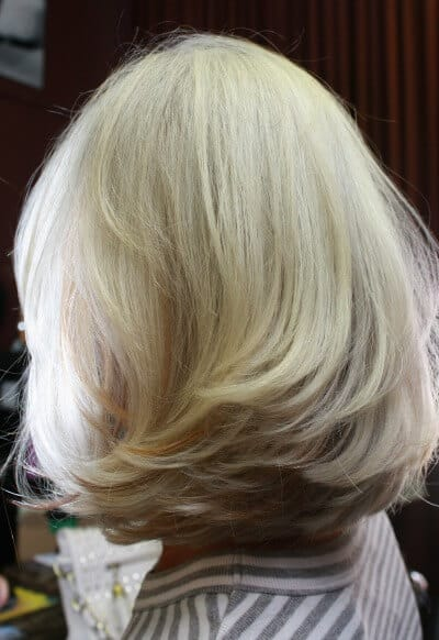 Gray Hair Extensions