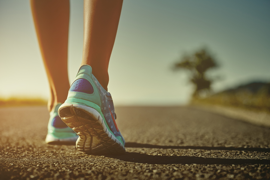 Runners Feet - Runners Shoes - Foot Pain - Muscle Pain