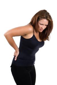 back pain, back injury