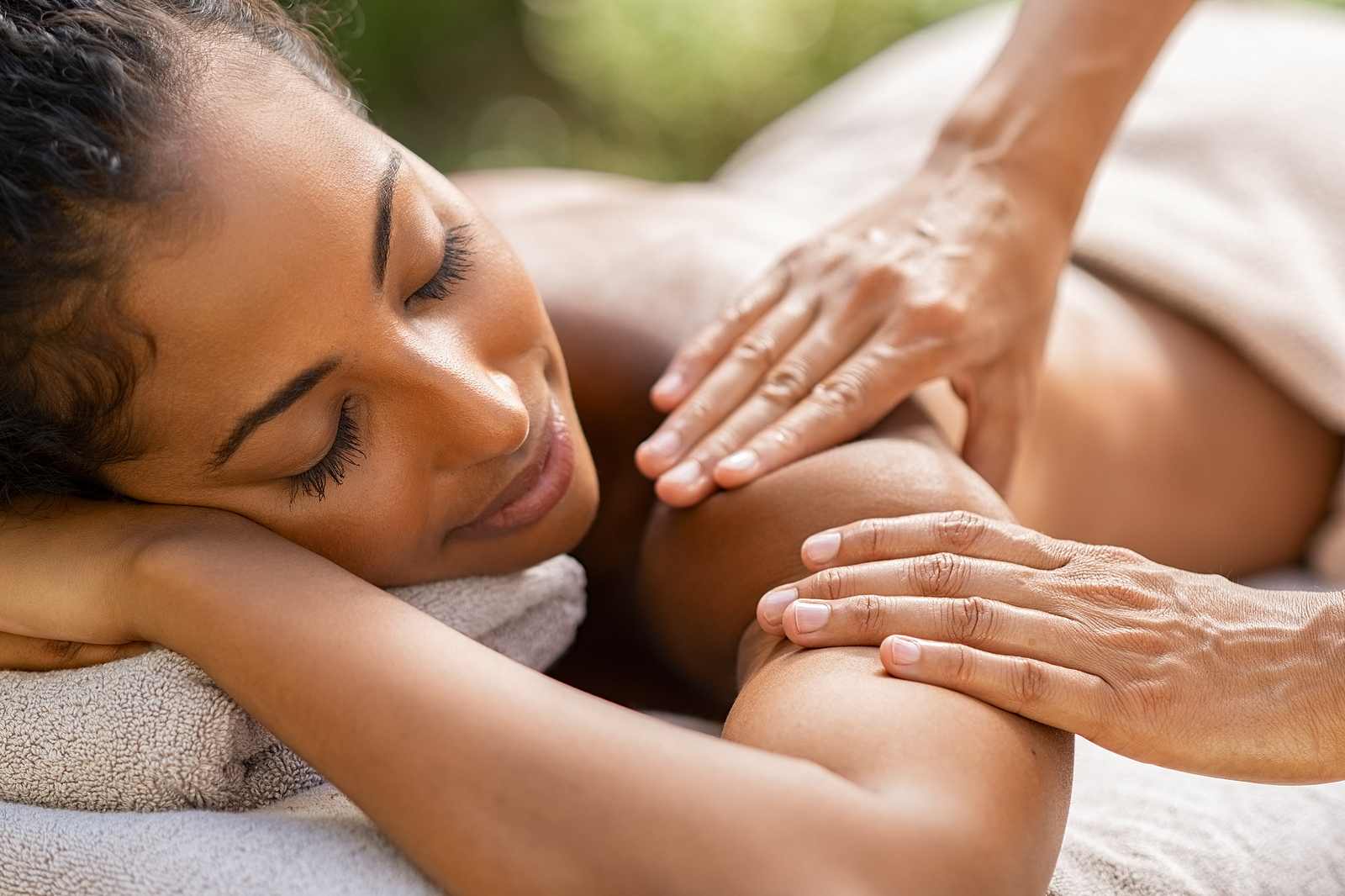 Massage For National Relaxation Day