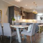 Robin Dye Interiors Kitchen View