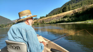 Fishing The Clark Fork River