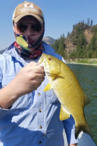 Lower Clark Fork River Smallmouth Bass