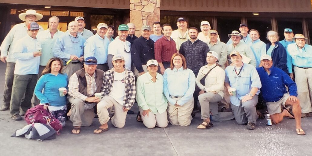 Corporate Groups Fly Fishing Missoula