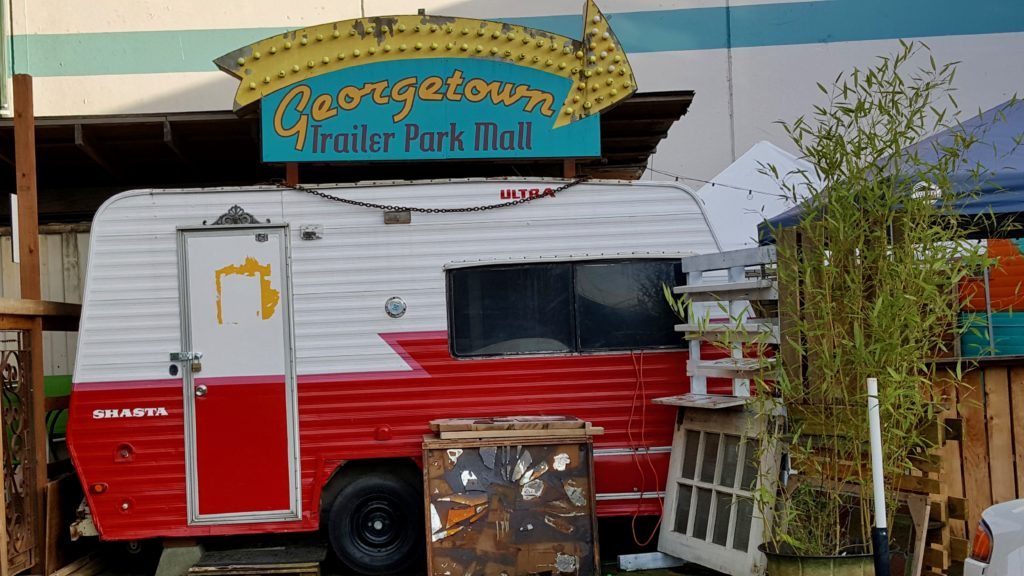 Food Truck court in Seattle