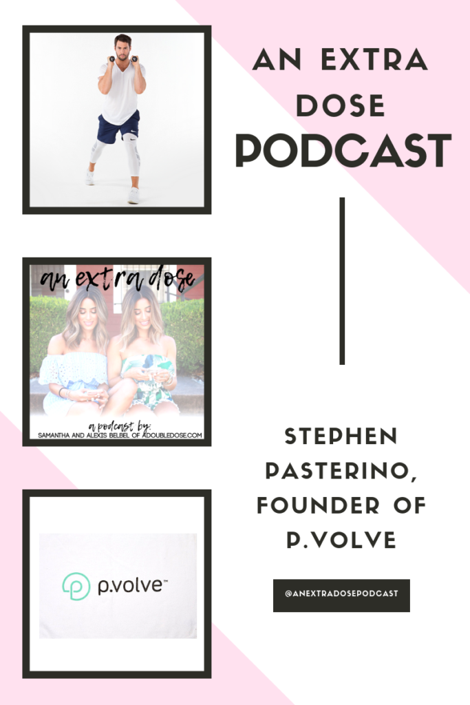 How To Sculpt Your Body At Home With Celeb Trainer Stephen Pasterino: An Extra Dose Podcast | adoubledose.com