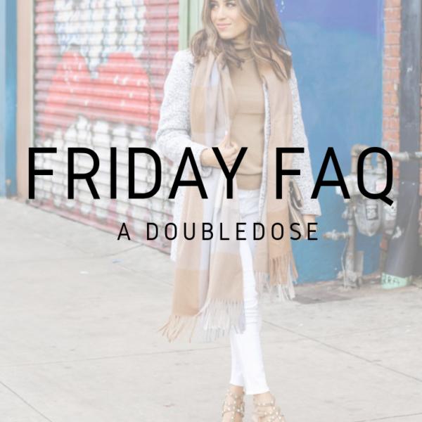 Friday FAQ's .4