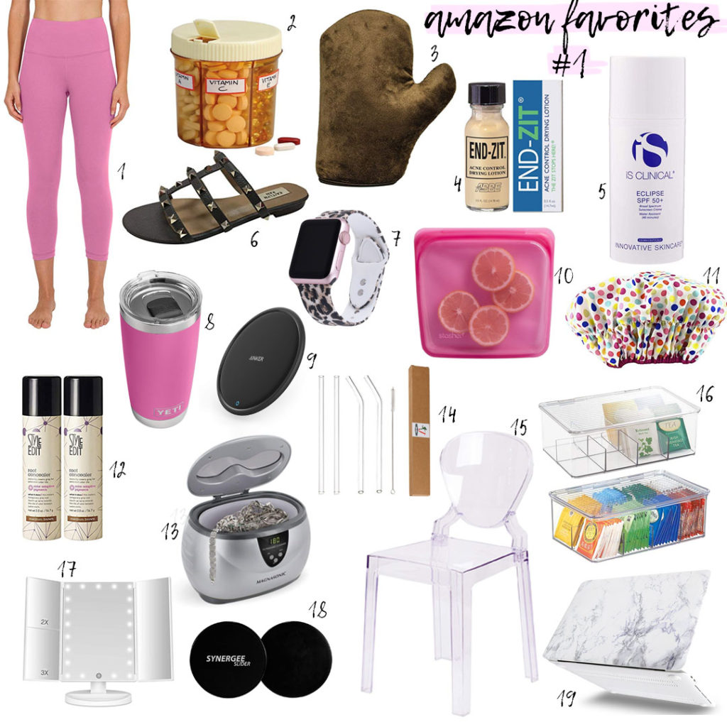 Amazon Favorites .1  | adoubledose.com