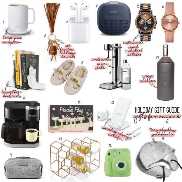Holiday Gift Guide 2019: Gifts For Anyone