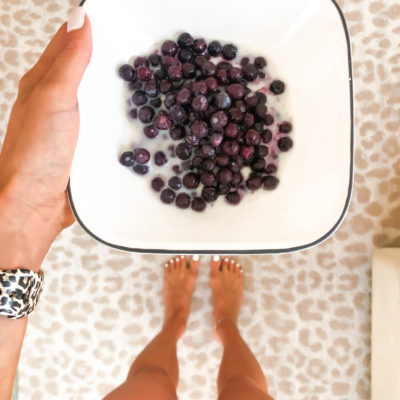 our double dose blueberry mixture: and why we eat wild blueberries daily - medical medium