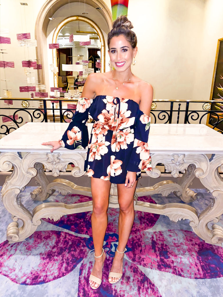 lifestyle and fashion blogger alexis belbel shares all of her outfits from her trip to grand cayman: lots of vacation and resort wear like swimsuit cover ups from amazon, affordable dresses, bikinis from target and wewhorewhat, and more| adoubledose.com