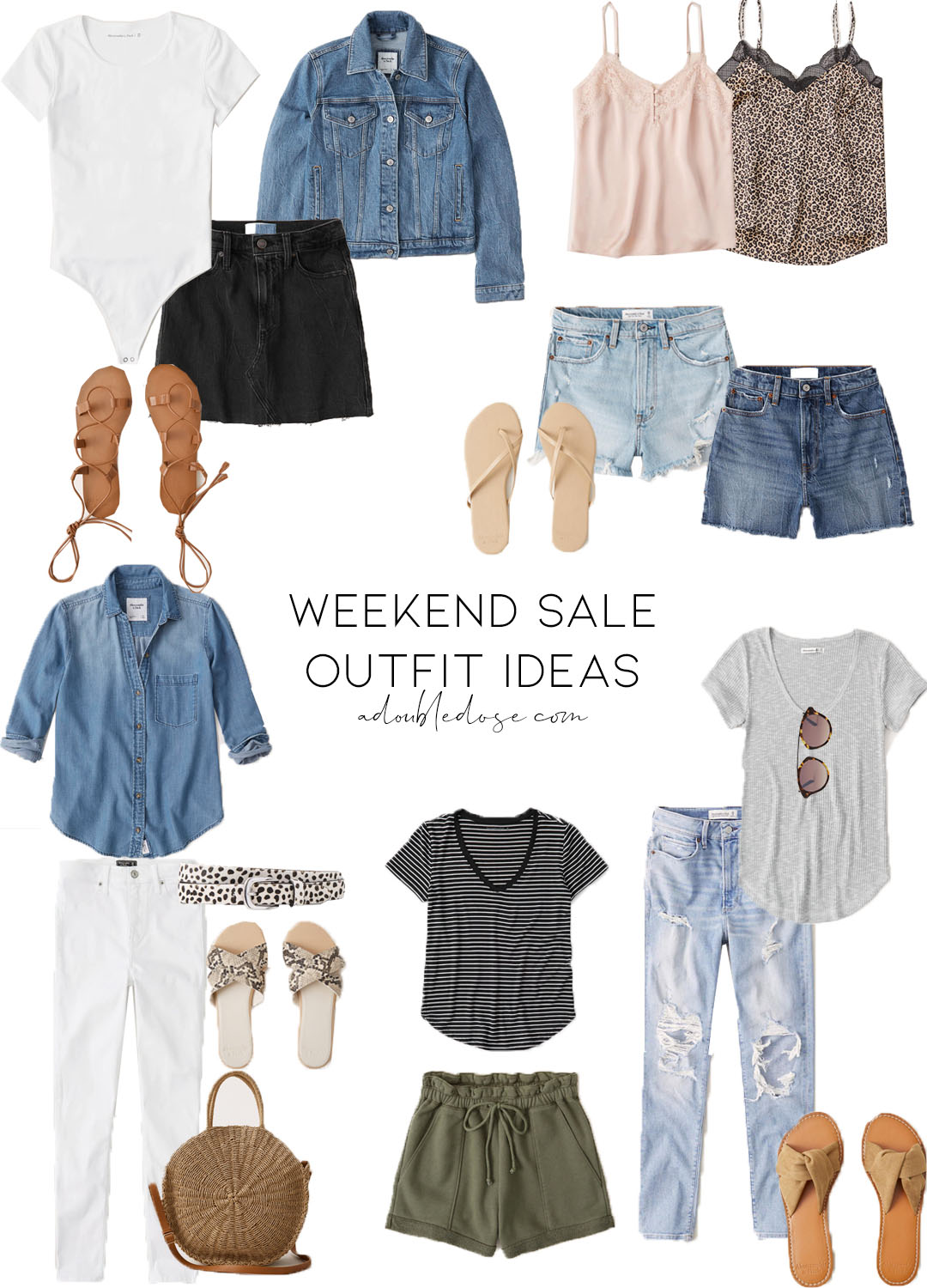 lifestyle and fashion blogger alexis belbel sharing weekend sale finds from abercrombie and nordstrom march 2020   adoubledose.com