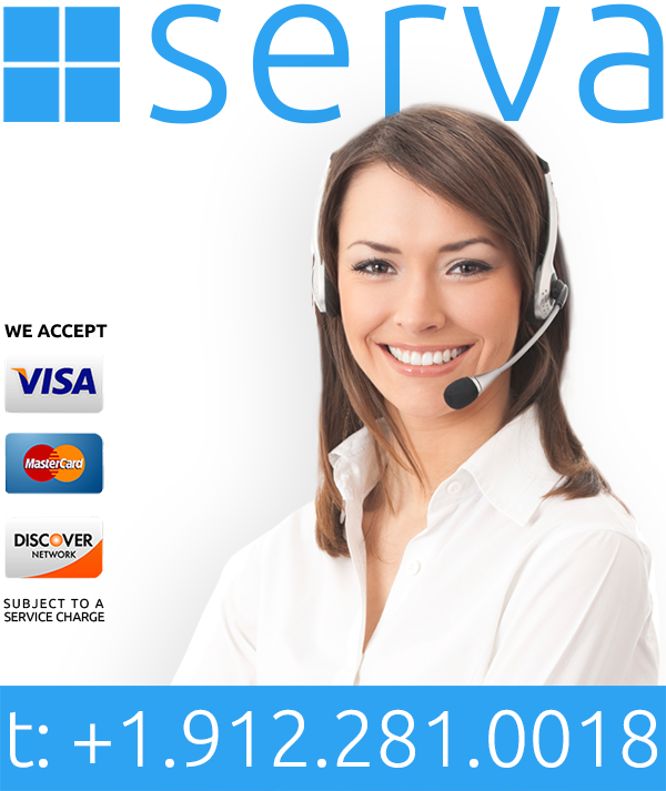serva web development
