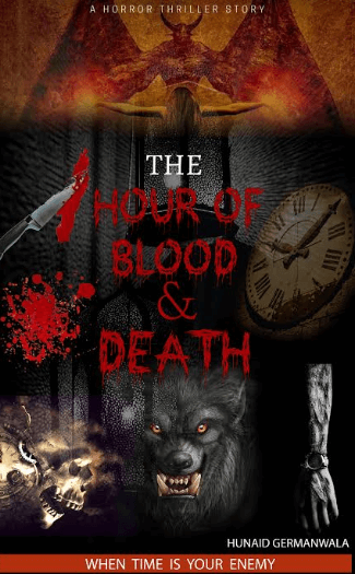 Horror book must read - The hour of blood and death