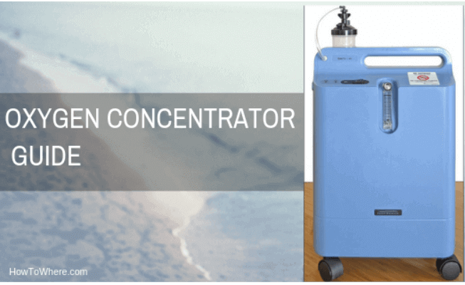 portable oxygen concentrator buying guide HowToWhere